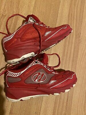 Red And White Heelys Size1 (UK) • 24.50£