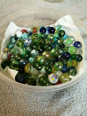 Glass Marbles • 2£