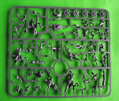 Mantic Games Forces Of The Abyss Lower Abyssals 28mm Complete Sprue • 0.99£