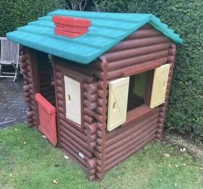 Little Tikes Log Cabin Play House  • 165£