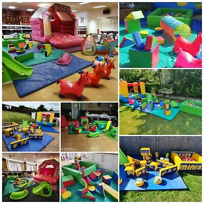 Commercial Softplay • 450£