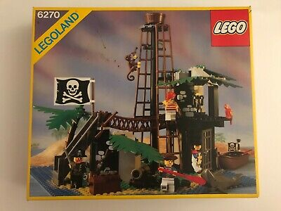 Lego Pirate Set 6270 - Box Only - Good Condition • 10.50£