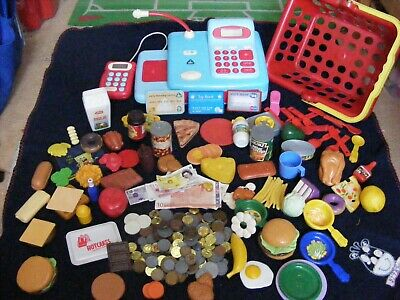 Toy Till And Food • 15£