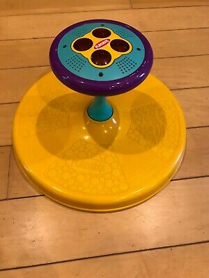 Playskool Sit And Spin With Music And Lights.  • 25£