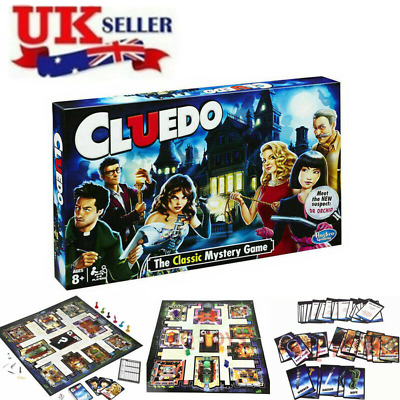 New Cluedo The Classic Mystery Board Game Perfect Family Game Kids Gift Xmas • 13.53£