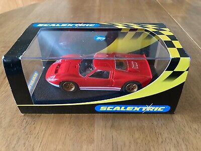 Scalextric - Ford GT40 MkII - Collector's Club 2003 - Boxed - C2424 • 19£