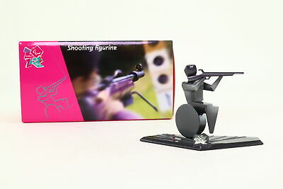Corgi GS62013; London 2012 Olympic Figurine; #8 Shooting; Excellent Boxed • 9.99£