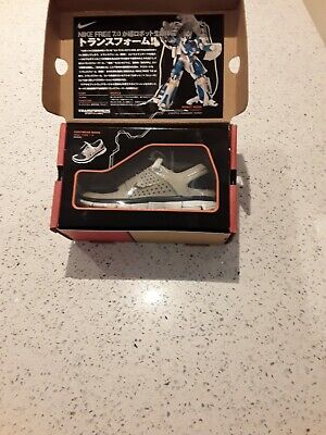 Transformers Sports Label Nike Free 7.0 Collectable Figure  • 35£