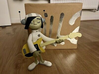 Gorillaz Kidrobot - Noodle - Dare Limited Edition Vinyl Collectible Figure RARE • 51£