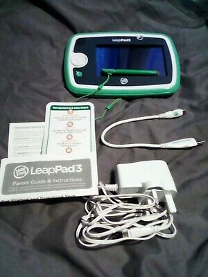 Leappad 3 Tablet Green And Black • 6.90£