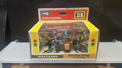 Vintage Britains German Army Combination6 #9681...deetail..Boxed. • 30£