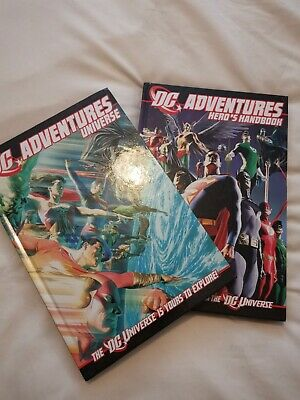 Role Playing Game, DC Adventures • 120£