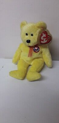 Vintage...collectable..ty Beanie..trader...with Tag..2000...teddy...ty • 0.99£
