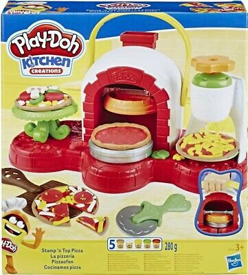 Play Doh Spin N Top Pizza • 20.99£