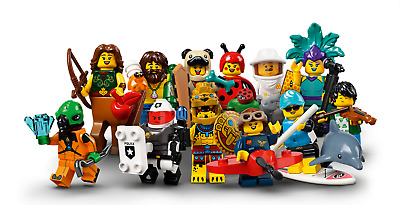 LEGO 71029 - Series 21 Collectable Minifigures - Complete Set Of 12 - IN HAND • 49.99£