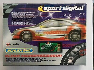 Scalextric Sport Digital In-car Microprocessor C7006 • 40£