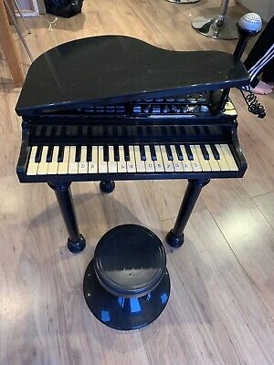 Grand Piano , Mic & Stool - Instrument Sounds - Musical Keyboard - Recording • 4.50£