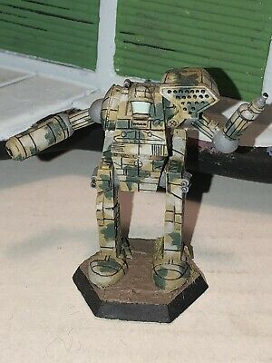 Battletech/Ral Patha 20-913  PERSEUS Mech Metal Miniature, Painted And Based. • 10£