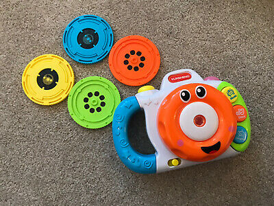 Toddlers Play Camera. Music & Projection. • 5£