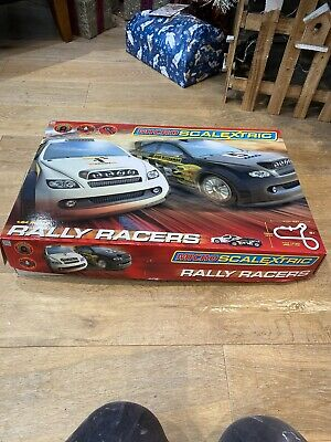 Micro Scalextric Rally Racers • 6.40£