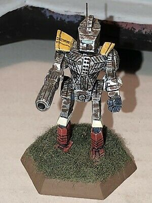 Battletech/Ral Patha 20-849 CENTURION Mech Metal Miniature, Painted And Based. • 10£