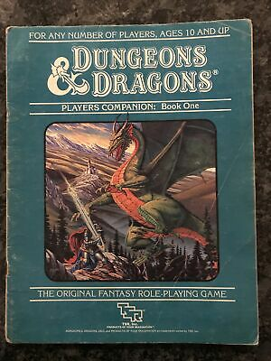 D&D Players Companion And Dungeon Masters Companion First Edition (2 Books)  • 4.90£