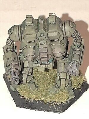 Battletech/Ral Patha 20-928 CORVIS Mech Metal Miniature, Painted And Based. • 10£