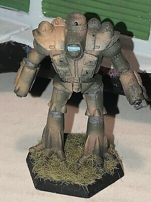 Battletech/Ral Patha 20-625 CERBERUS Mech Metal Miniature, Painted And Based. • 10£