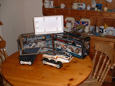 Bigtrak Vehicle And Trailer Transport By Mb Electronics Original  • 35£