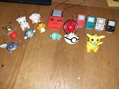 Large Selection Of Original  Pokemon Toys And Figures  • 5.40£