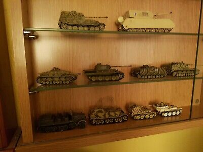 German Tanks And Vehicles Of WWII. Job Lot X10 • 26£