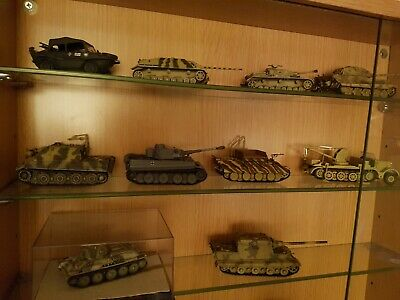 German Tanks And Vehicles Of WWII. Job Lot X10 • 25£