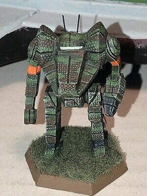 Battletech/Ral Patha 20-868 DRAGON Mech Miniature, Painted And Based. • 10£