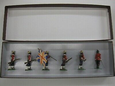 Britains Marching Figures Indian Troops 1994 Collection Boxed No Serial Number • 10.50£