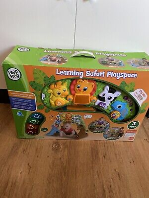Leapfrog Learning Safari Playspace Brand New  • 35£