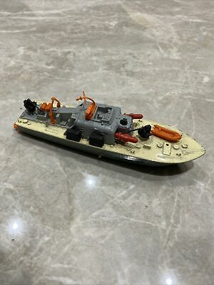 Vintage Dinky Toys Motor Patrol Boat Die-cast Raf Launch Rescue Ship Torpedo  • 7.99£