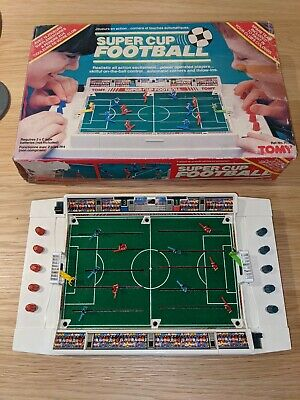 Tomy Super Cup Football - Boxed, Working & In Good Condition • 149.99£