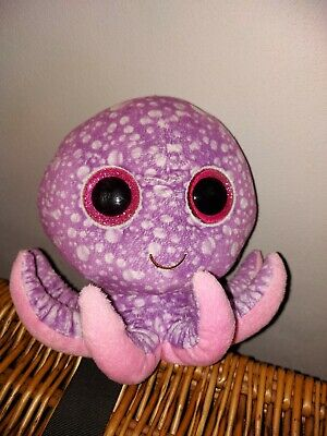 Ty Legs Octopus, Beanie Baby • 3£