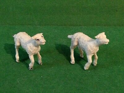 Vintage Cherilea Plastic Sheep + 1 Other • 3.99£