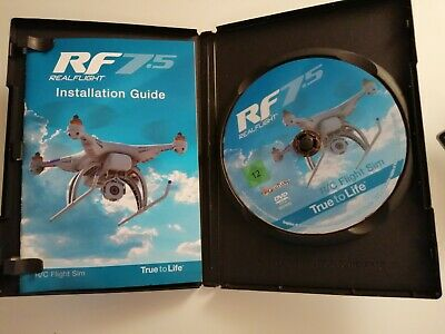 Real Flight 7.5, Including Leads • 10.50£