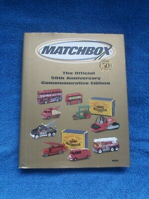 Matchbox : The Official 50th Anniversary Commemorative Edition • 30£