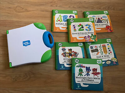 Leapfrog Leapstart With 6 Books  • 17.50£
