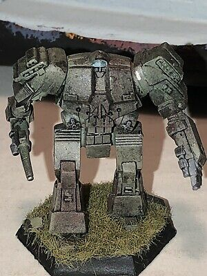 Battletech/Ral Patha 20-929 URSUS Mech Metal Miniature, Painted And Based. • 10£