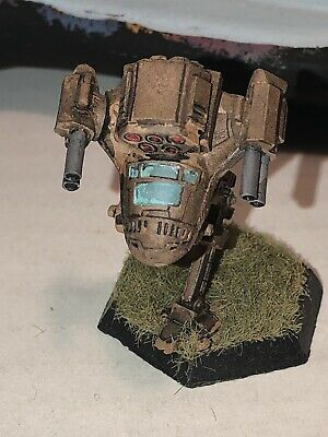 Battletech/Ral Patha 20-238 STILETTO Mech Metal Miniature, Painted And Based. • 10£