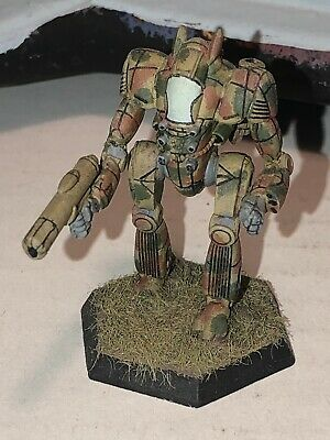 Battletech/Ral Patha 20-697 CHAMELEON Mech Metal Miniature, Painted And Based. • 10£