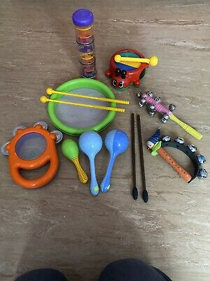 Musical Instrument Bundle Toys. Pre School.  • 3.90£