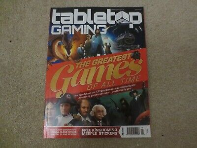 Tabletop Gaming Magazine Issue 19 - June 2018 • 4.99£