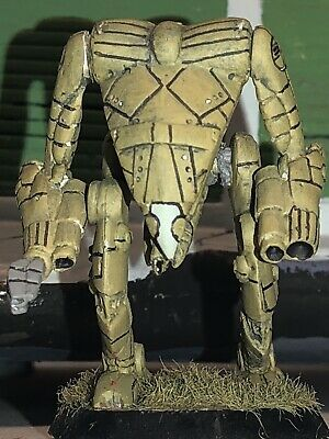 Battletech/Ral Patha 20-977 CESTUS Mech Metal Miniature, Painted And Based. • 10£