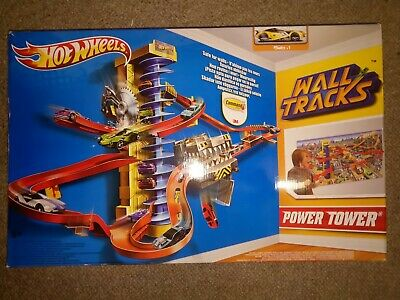 Hot Wheels Wall Tracks  Power Tower • 10£