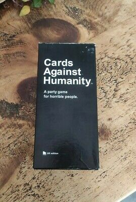 Cards Against Humanity - UK Edition • 7.50£